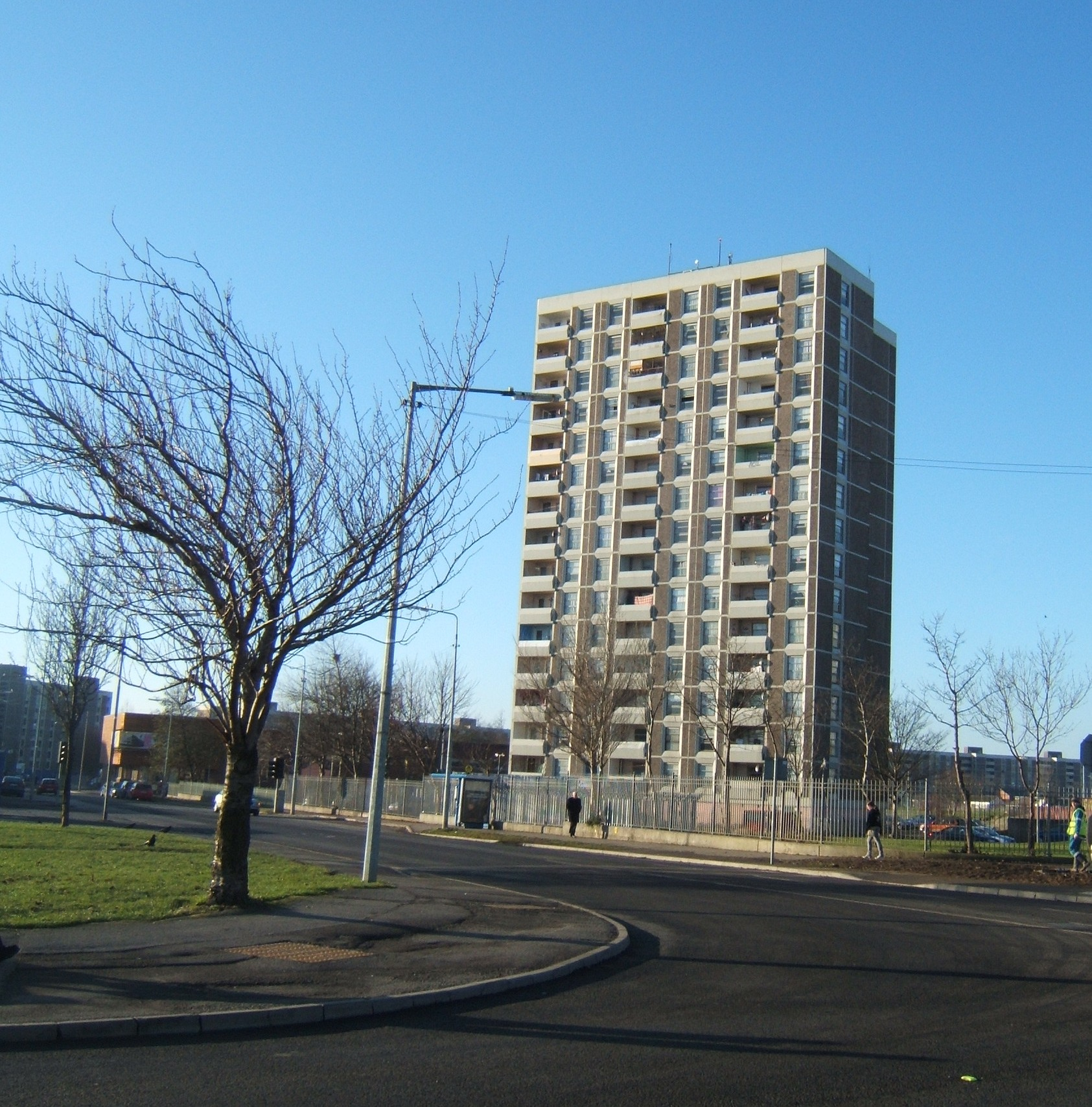 Ballymun Tower